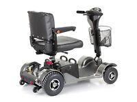 Mobility scooter BRAND NEW IN BOX!! Rrp £1299. GREY STERLING SAPPHIRE 2