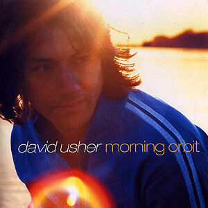 "David Usher ""Morning Orbit"" - like new cd - only $3"