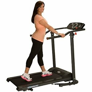 Exerpeutic 1020 440XL Walking Treadmill with wide belt