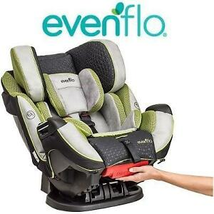 NEW EVENFLO ELITE AIO BABY CAR SEAT ALL IN ONE - PORTER - INFANT CHILD KIDS 103360652