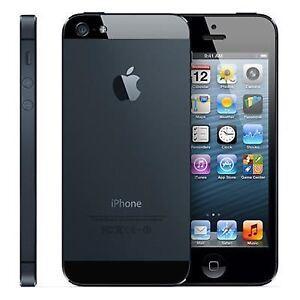 iPhone 5 32G Noir, condition A1, déverrouillé, négociable