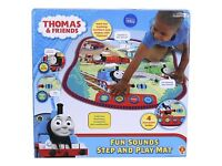 Thomas and friends play mat