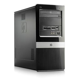 HP Compaq dx2400 Desktop Computer For Sale