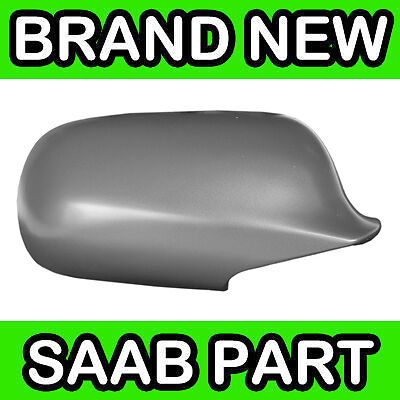 Saab 9 3 9 5  2009 Right Hand Wing Door Mirror Back Cover  Casing