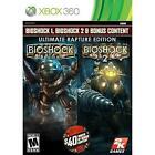 BioShock Microsoft Xbox 360 Video Games