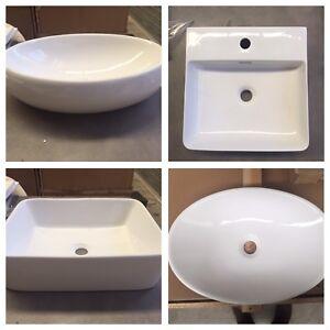 Ceramic basins Bells Creek Caloundra Area Preview