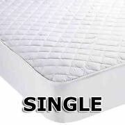 Double Quilted Mattress Protector