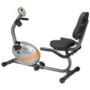 Tempo Fitness Recumbent Bike-Like new-Only $100!