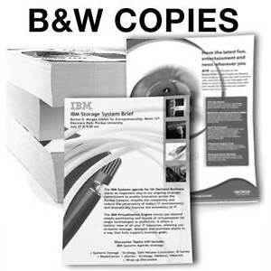 Black & White , Color Copies Lowest Price