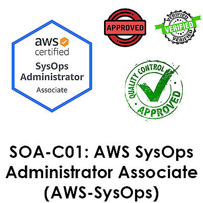 2021 Updated SOA-C01, AWS SysOps Administrator Associate, PDF File, Dump