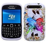 Blackberry Curve 9320 Glitter Case