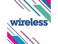 Wireless 2017 Sunday Only ticket