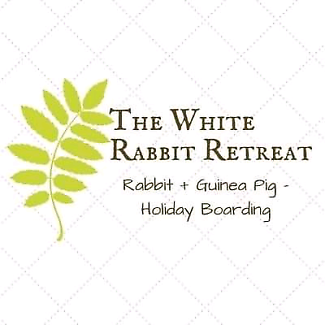 THE WHITE RABBIT RETREAT - Rabbit + Guinea Pig Holiday Boarding