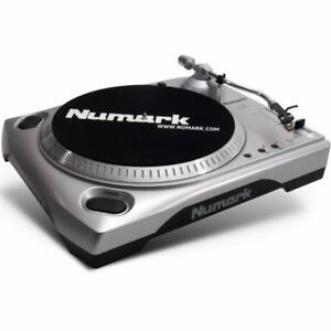 Numark TTUSB Turntable with USB Turntable Interface