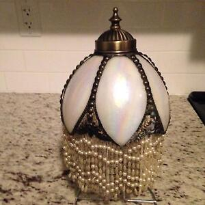 CAPIZ SHELL LOOKING STYLE LAMP SHADE
