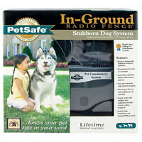 PetSafe delux in-ground fence kit