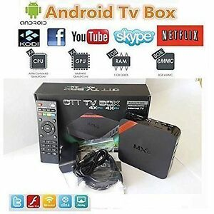 Android TV Boxes ⭐ Fully Programmed with Warranties Cambridge Kitchener Area image 2