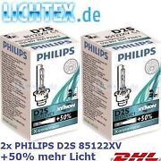 Philips D2S 6000K