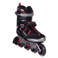 Mens Size 11, Spark 84 Inline Skates & Wrist Guards