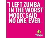 Zumba Time!!!