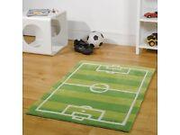 70cm x 100cm football pitch rug