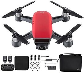 BRAND NEW SEALED DJI SPARK FLY MORE COMBO FLYMORE WARRANTY AND CARE REFRESH