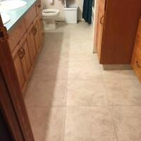 Flooring installer looking for extra work