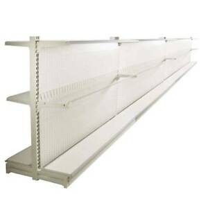 Gondola Shelving Retail Convenience Store Supermarket Display Box Hill Whitehorse Area Preview
