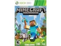 Minecraft Xbox 360 - Free postage