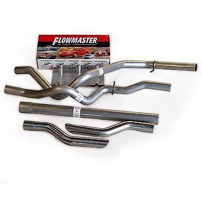 Closeout Flowmaster 17221 Cat Back Kit 1987 96 Ford F 150 V6  V8 All Wheelbase