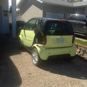2006 Smart Fortwo Coupe (2 door)
