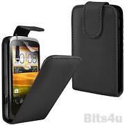 HTC Desire C Flip Case