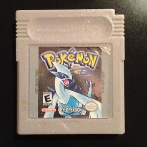 Pokemon Silver for Gameboy Color
