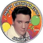 Elvis Coins