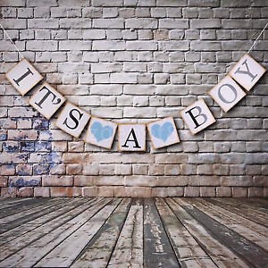 Baby Shower Decor - Boy, mustache, bow tie