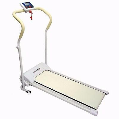 Walking/jogging treadmill up to 10km/hour. Great condition.