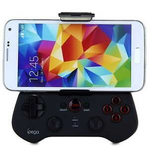 Bluetooth Wireless Game Controller for Smartphone headphone