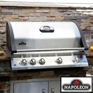 NEW* NAPOLEON NG BARBECUE GRILL - 122604733 - INFRARED REAR BURNER NATURAL GAS
