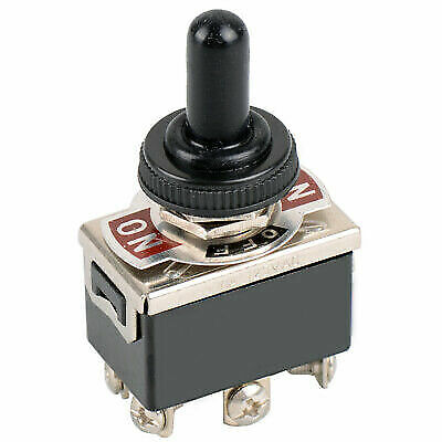 10x 6pin Position On-off-on Spring Return Momentary Toggle Switch Waterproof Us
