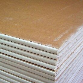 Standard Plasterboard 8x4 12.5mm (Buy 10+ For COLLECTION ONLY...£5.70)