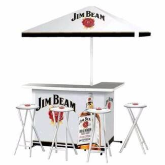 Jim Beam Pop Up Bar