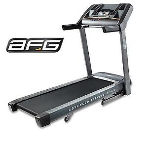 NEW* AFG SPORT TREADMILL 5.5AT 208609739 GRAY 5.5AT FITNESS EXERCISE EQUIPMENT
