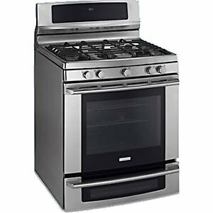 """Electrolux - 30"""" Gas Range with Wave-Touch Controls"""