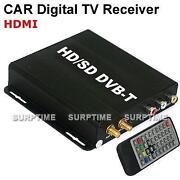 Car DVB-T Tuner
