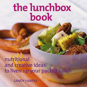 The Lunchbox Book, Harper, Sandy, Very Good Book
