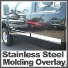 Silverado Chrome Rocker Panels