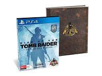 Tomb raider 20th anniversary artbook edition