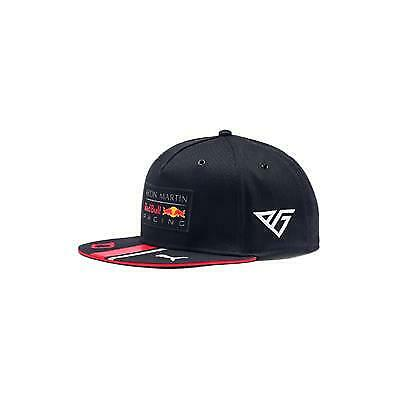 Red Bull Racing F1 Pierre Gasly Kids Flat Brim Hat for sale  Little Silver