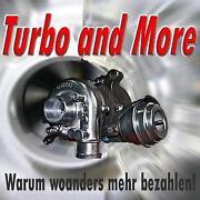 Turbolader Mazda 5