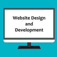 AWARD WINNING website design and development – $150